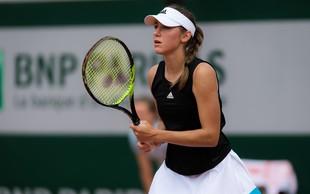 Slovenski »napad« na Wimbledon z najstnico Kajo na čelu