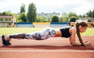 Kaj morate vedeti, preden se lotite izziva s plankom?