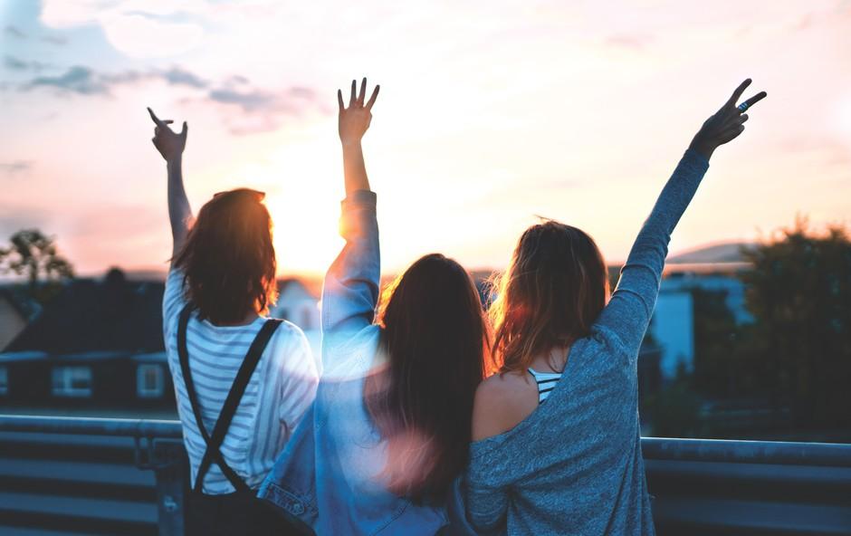 9 lastnosti prijateljev, ki so pravi DAR (foto: unsplash)