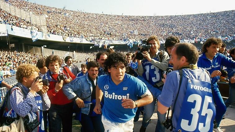 Prihaja Diego Maradona (foto: Profimedia)