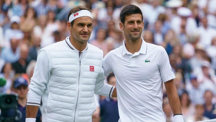 Več kot 400 točk, 5 ur tenisa, lačni Stefan Đokovič – drama v Wimbledonu Novaku (foto: Profimedia)