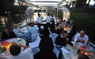 Vabljeni na poletno kulinarično plovbo po Ljubljanici