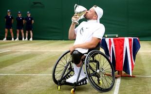 Dylan Alcott – 8 grand slamov in zlati paraolimpijec tako v košarki kot v tenisu