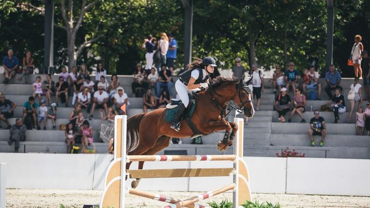 V Lipici državno prvenstvo v preskakovanju ovir (foto: Kobilarna Lipica)