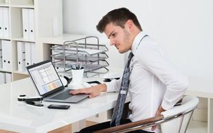 5 vsakodnevnih napak, ki pripomorejo k bolečinam v hrbtnem predelu