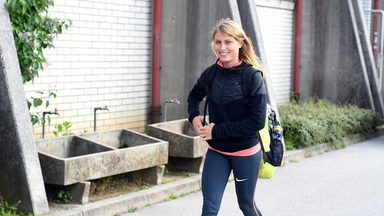 Atletinja Maruša Mišmaš se je poročila (foto: Profimedia)