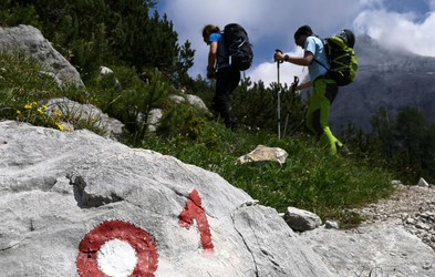 Oznake na planinskih poteh