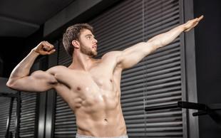 Zakaj so nam mišice tako zelo seksi?