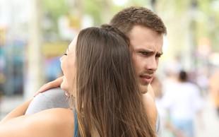 Ali s svojim obnašanjem ženete partnerja proti nezvestobi?