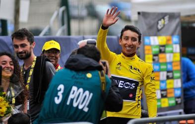 Dirko po Franciji osvojil mladenič iz Kolumbije - Egan Bernal