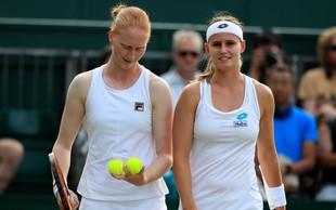 Alison van Uytvanck in Greet Minnen – par na teniškem igrišču in v resničnem življenju