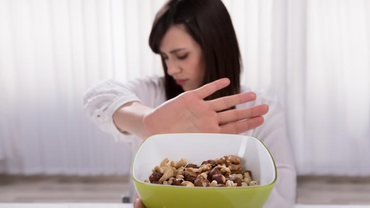 Napihnjenost, bolečine v prebavilih, alergija ... Tako lahko odkrijete, katera hrana vam povzroča težave (foto: Profimedia)