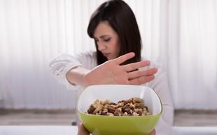 Napihnjenost, bolečine v prebavilih, alergija ... Tako lahko odkrijete, katera hrana vam povzroča težave
