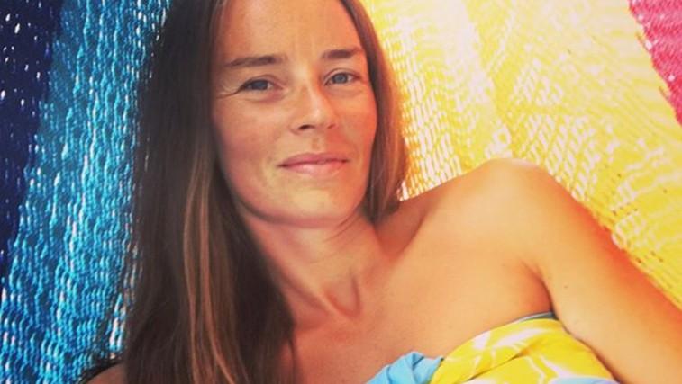 Naj vam Tina Maze pomaga preživeti ponedeljek (foto: Instagram)
