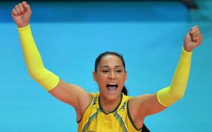 Sobotna lepotica: Jaqueline Carvalho