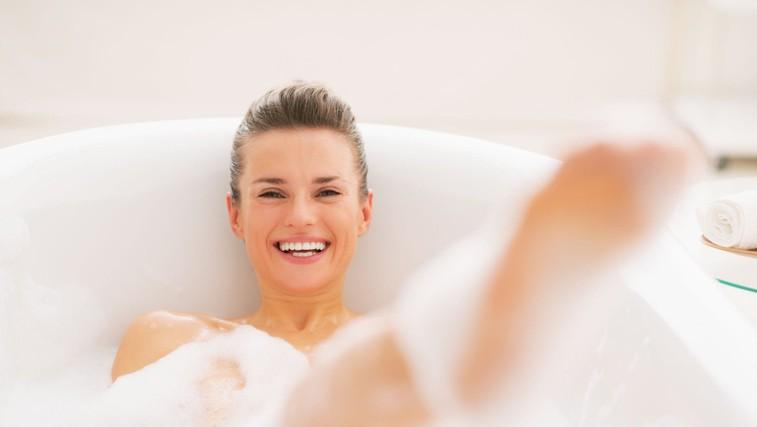 Pozitivni učinki kopeli in zakaj bi si jo morali privoščiti tudi moški (foto: profimedia)