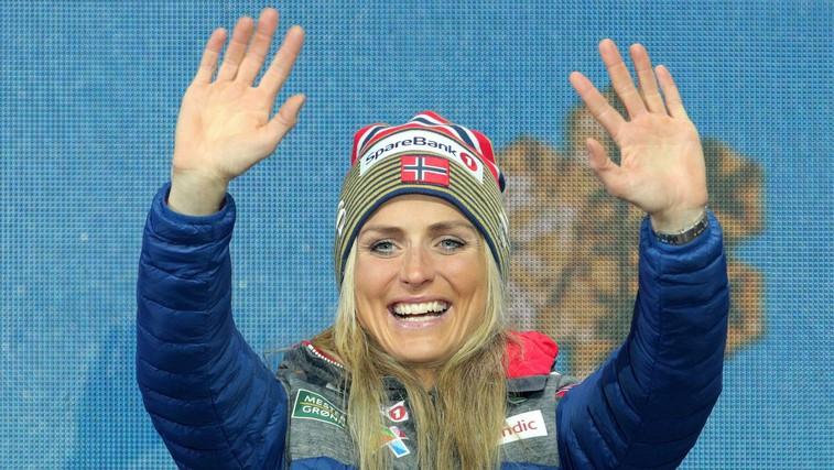 Športni fenomeni: Therese Johaug – zlata smučarska tekačica in atletinja (foto: Profimedia)