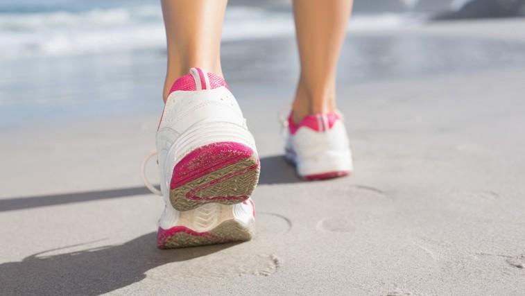 Kaj delate narobe, če ne morete shujšati s hojo (foto: Profimedia)