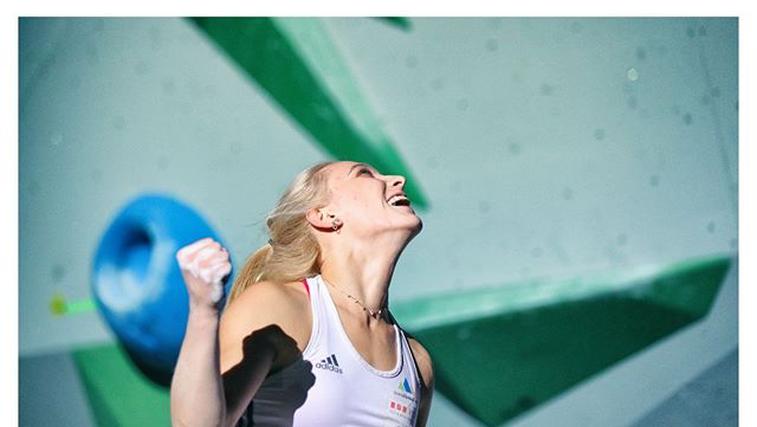 Janja ponovno svetovna prvakinja, Kramplova podprvakinja (foto: Instagram)