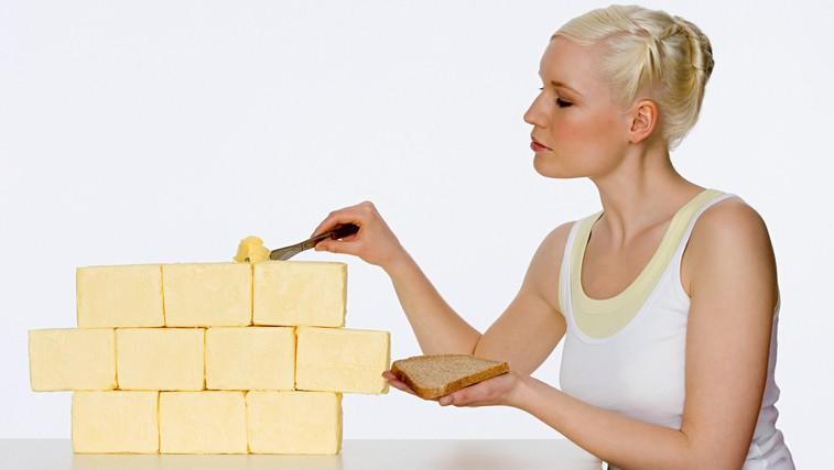 Kaj je boljše: ghee ali maslo? (foto: Profimedia)