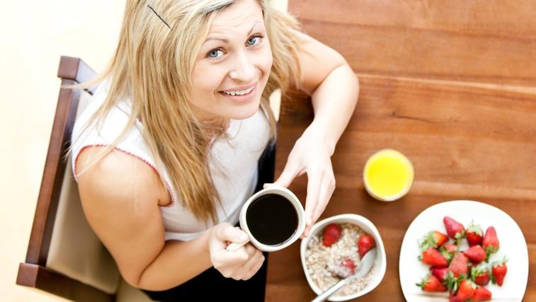 Ali zajtrk res pospešuje metabolizem, kadar ste na dieti? (foto: Profimedia)