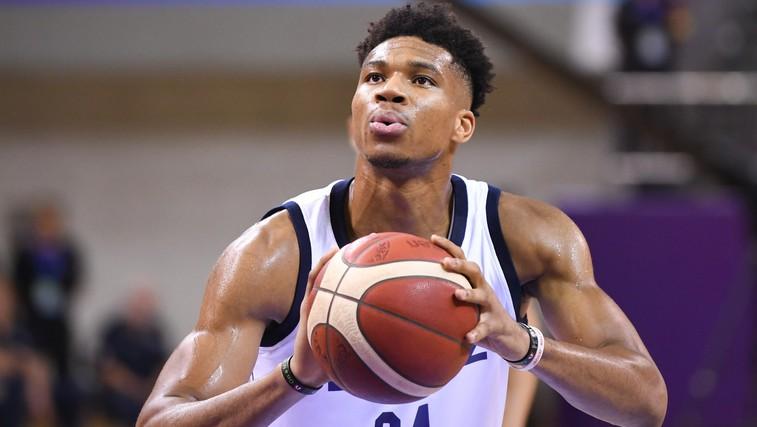 Največje zvezde SP v košarki bodo evropski NBA igralci - Antetokounmpo, Jokič in Gobert (foto: profimedia)