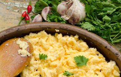 Ali je veganski nadomestek za jajca enako zdrav kot prava stvar?