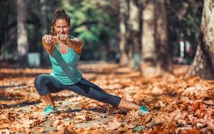 Kako boste od vadbe dobili največ dobrih učinkov?