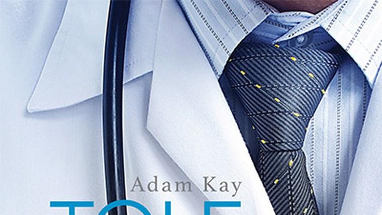 Ob nedeljah beremo svetovne uspešnice: Tole bo bolelo, Adam Key (foto: mk)