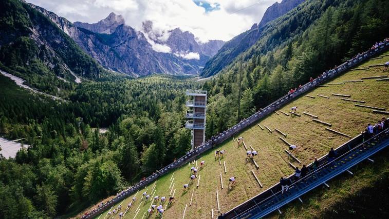 Kdo bo prvi na vrhu Planice? (foto: REd Bull)
