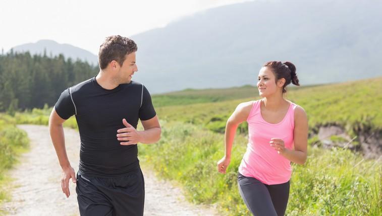 8-tedenski program tekaških treningov (10 km, 21 km, začetniki) (foto: Profimedia)