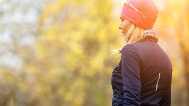 To so pozitivni učinki, ki ste jih deležni le, ko telovadite v naravi (foto: profimedia)