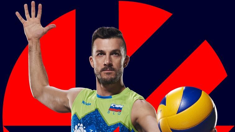 Naši športniki te dni dosegajo nore rezultate - pojdimo navijat še za naše odbojkarje na EP v Stožice! (foto: OZS; Foto: Aleš Oblak)