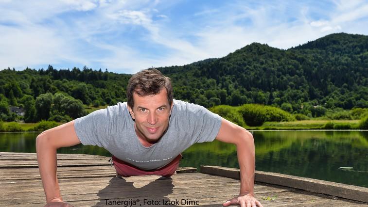 Tanergija pilates vadba Koseze – Dravlje (foto: Iztok Dimc)