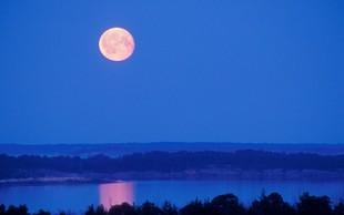 Ali so ljudje res bolj nori ob polni luni?