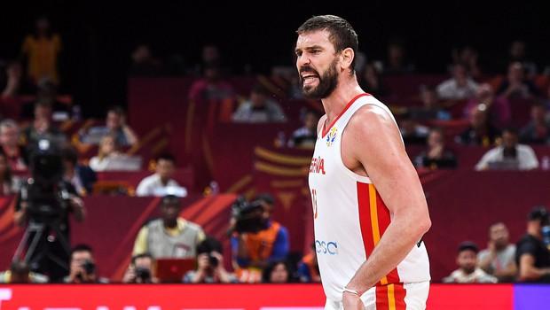 ZDA brez medalje, v finalu svetovnega prvenstva v košarki Španija in Argentina (foto: Profimedia)