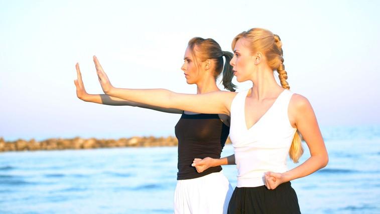 Vabljeni na tečaj tai chija - vadbe, ki povezuje in spreminja gibalne navade (foto: Profimedia)