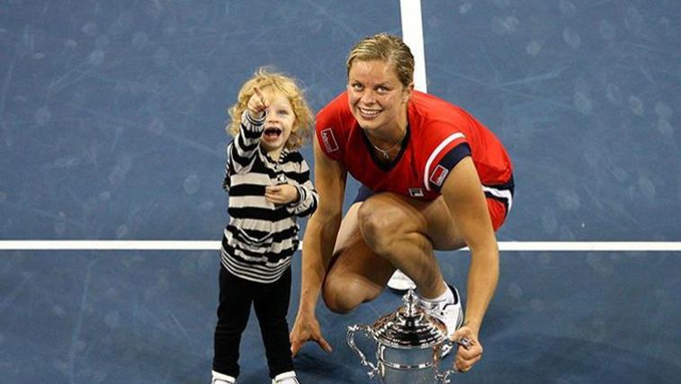 Na teniška igrišča se vrača zmagovita mati treh otrok (foto: Instagram)