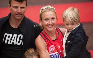 Športnice, ki so se po rojstvu otroka vrnile na zmagovalna pota