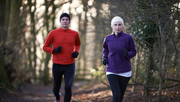Kako najti partnerja za tek, ki bo ustrezal vašim tekaškim sposobnostim? (foto: profimedia)