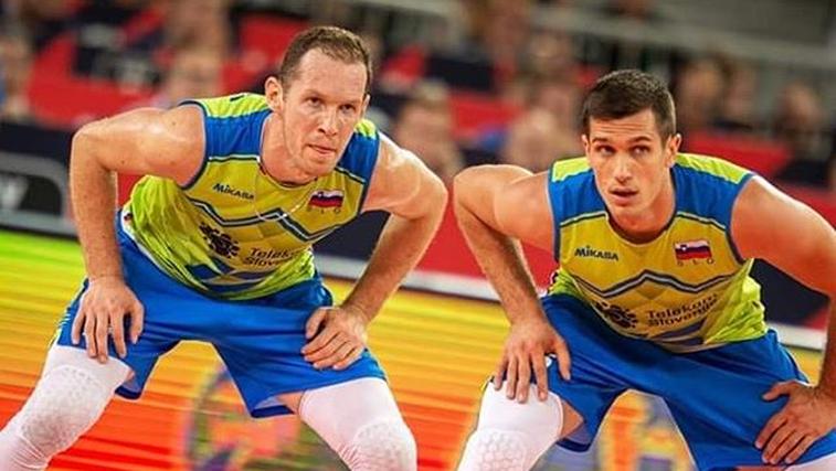 Polne Stožice ponesle Slovence do nove zmage na EuroVolley 2019 (foto: Instagram Eurovolley2019.si)