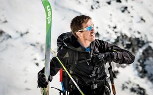 V delovni gozdarski nesreči umrl vrhunski aplinist in ekstremni alpski smučar Davo Karničar