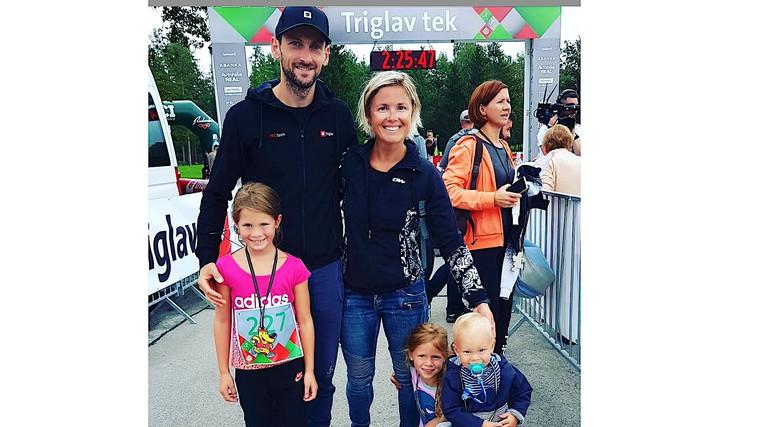 """Jerca Zajc Šušteršič: """"Kot družina živimo zelo aktivno življenje"""" (foto: https://www.instagram.com/jercazajc.sustersic/)"""