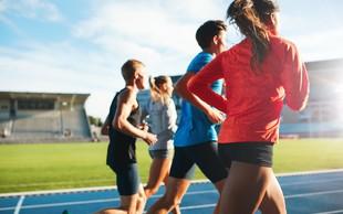 Preverite svojo tekaško pripravljenost: Prijavite se na brezplačni Cooperjev tekaški test!