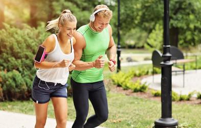 6 nasvetov, kako tek trenirati s partnerjem