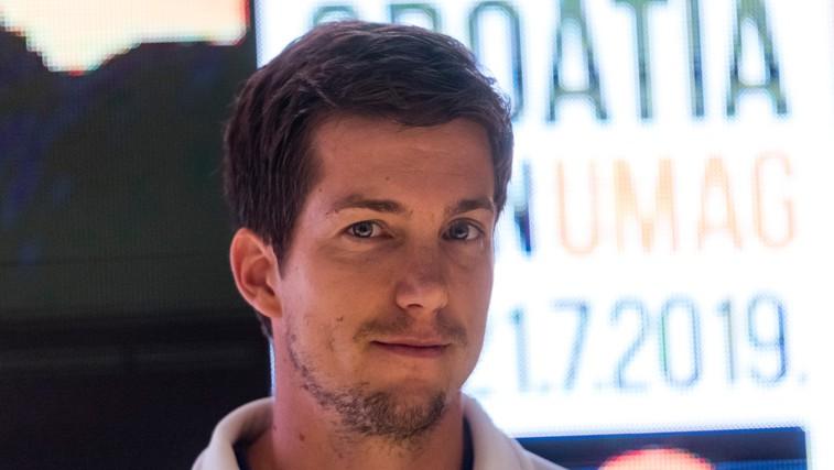 Aljaž Bedene izgubil v Franciji in zamudil zgodovinsko zmago za slovenski tenis (foto: Profimedia)