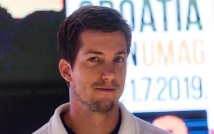 Aljaž Bedene izgubil v Franciji in zamudil zgodovinsko zmago za slovenski tenis