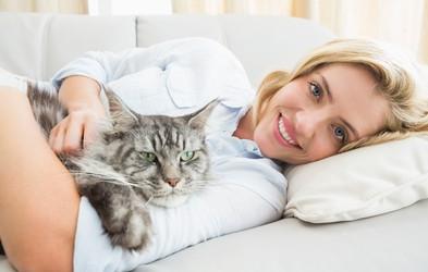 Kaj se zgodi, če vsak dan preživite 10 minut s psom ali z mačko