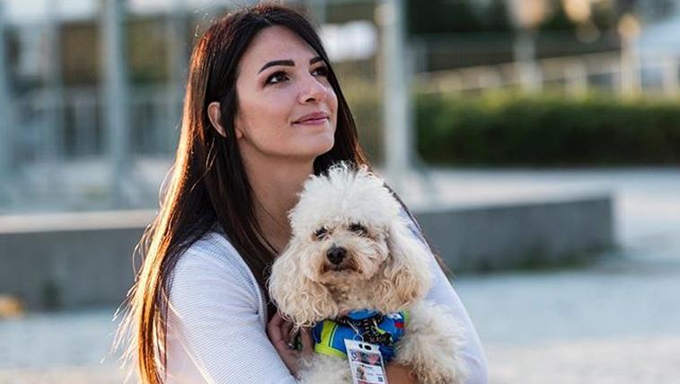 EuroVolley 2019: Spoznajte psička, ki prinaša srečo slovenskim odbojkarjem (foto: Instagram)
