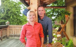 Ekološka podjetnika Metka in Frank Reiser: »Humus deževnikov je najboljši recept za rastline!«